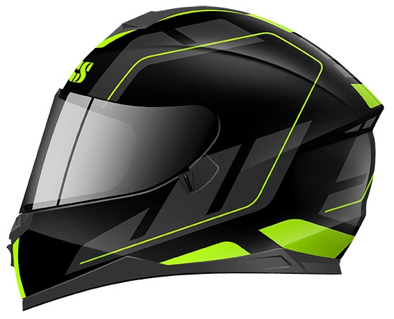 iXS1100 (flat black yellow), X14073-M39